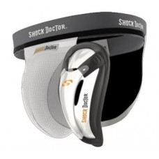 Shock Doctor- Supporter W/ Flex Cup White (Teen)